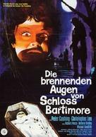 The Gorgon - German Movie Poster (xs thumbnail)