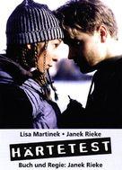 Härtetest - German Movie Poster (xs thumbnail)