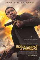 The Equalizer 2 - Portuguese Movie Poster (xs thumbnail)
