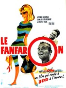 Il sorpasso - French Movie Poster (xs thumbnail)