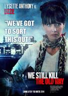 We Still Kill the Old Way - British Movie Poster (xs thumbnail)