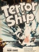 Dangerous Voyage - British Movie Poster (xs thumbnail)