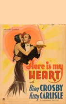 Here Is My Heart - Movie Poster (xs thumbnail)