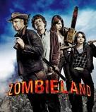Zombieland - Blu-Ray cover (xs thumbnail)