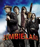 Zombieland - Blu-Ray movie cover (xs thumbnail)