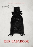 The Babadook - German Movie Cover (xs thumbnail)