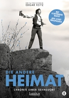 Die andere Heimat - Chronik einer Sehnsucht - Belgian DVD cover (xs thumbnail)