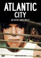 Atlantic City - French DVD movie cover (xs thumbnail)