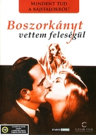 I Married a Witch - Hungarian DVD cover (xs thumbnail)