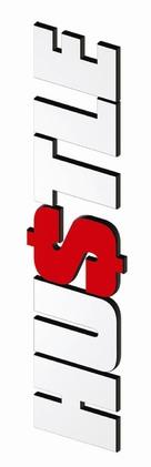"""""""Hustle"""" - Logo (xs thumbnail)"""