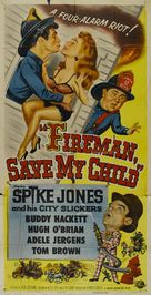 Fireman Save My Child - Movie Poster (xs thumbnail)
