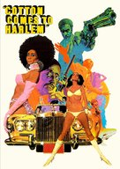 Cotton Comes to Harlem - DVD movie cover (xs thumbnail)