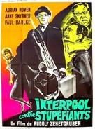 Die schwarze Kobra - French Movie Poster (xs thumbnail)