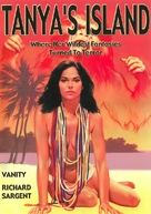Tanya's Island - DVD cover (xs thumbnail)