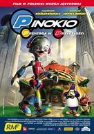 Pinocchio 3000 - Polish poster (xs thumbnail)