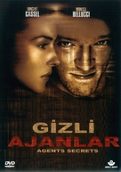 Agents secrets - Turkish Movie Cover (xs thumbnail)