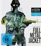 Full Metal Jacket - German Movie Cover (xs thumbnail)