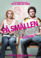Knocked Up - Swedish Movie Poster (xs thumbnail)