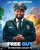 Free Guy - Canadian Movie Poster (xs thumbnail)