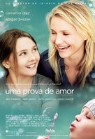 My Sister's Keeper - Brazilian Movie Poster (xs thumbnail)