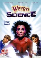 Weird Science - British Movie Cover (xs thumbnail)