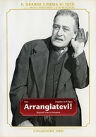 Arrangiatevi! - Italian Movie Cover (xs thumbnail)