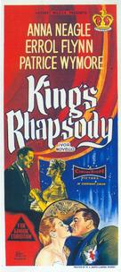 King's Rhapsody - Australian Movie Poster (xs thumbnail)