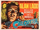 Calcutta - British Movie Poster (xs thumbnail)