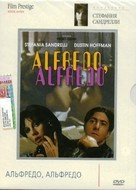 Alfredo, Alfredo - Russian DVD movie cover (xs thumbnail)