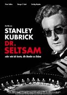Dr. Strangelove - German Movie Cover (xs thumbnail)