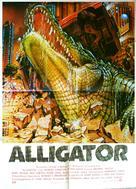 Alligator - Italian Movie Poster (xs thumbnail)