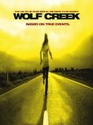 Wolf Creek - poster (xs thumbnail)