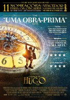 Hugo - Portuguese Movie Poster (xs thumbnail)