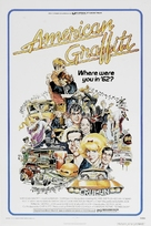 American Graffiti - Movie Poster (xs thumbnail)