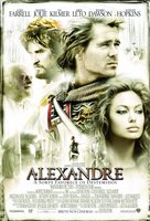 Alexander - Brazilian Movie Poster (xs thumbnail)