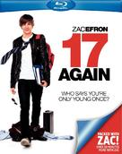 17 Again - Blu-Ray movie cover (xs thumbnail)