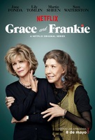 """Grace and Frankie"" - Mexican Movie Poster (xs thumbnail)"