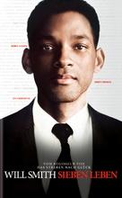 Seven Pounds - German Movie Poster (xs thumbnail)