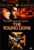 The Young Lions - DVD movie cover (xs thumbnail)