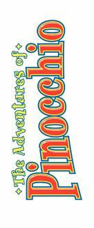 The Adventures of Pinocchio - Logo (xs thumbnail)
