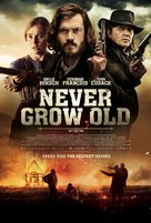 Never Grow Old - British Movie Poster (xs thumbnail)
