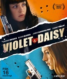 Violet & Daisy - German Blu-Ray cover (xs thumbnail)