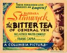 The Bitter Tea of General Yen - Movie Poster (xs thumbnail)