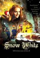 Snow White - DVD cover (xs thumbnail)