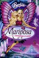 Barbie Mariposa and Her Butterfly Fairy Friends - Danish DVD cover (xs thumbnail)