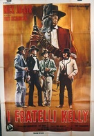 Ned Kelly - Italian Movie Poster (xs thumbnail)