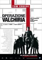 Valkyrie - Italian Movie Poster (xs thumbnail)