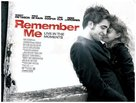 Remember Me - British Movie Poster (xs thumbnail)