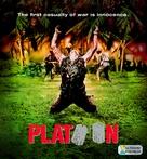 Platoon - Blu-Ray movie cover (xs thumbnail)