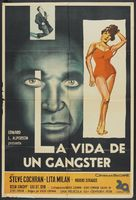 I Mobster - Spanish Movie Poster (xs thumbnail)